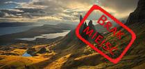 Szkocja – dzikość i melancholia – XI 2015 Szkocja – dzikość i melancholia – XI 2015