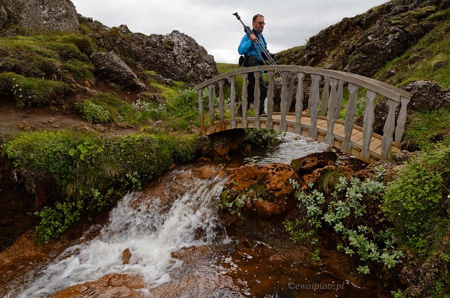 Piotr na Islandii