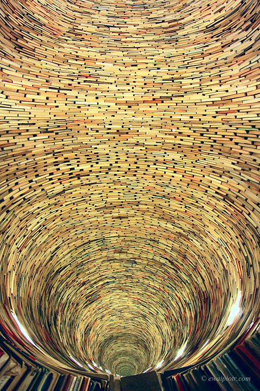 Biblioteka Miejska, Praga, Studnia Wiedzy