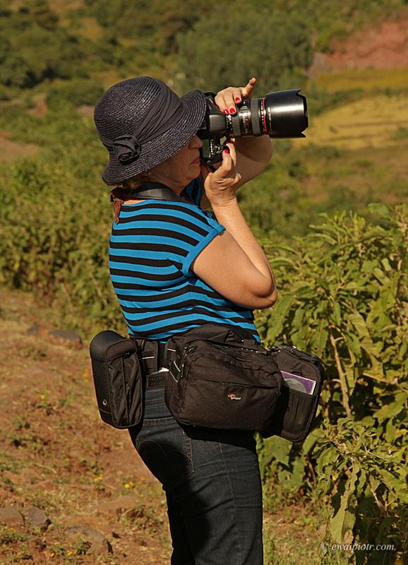 Futerały fotograficzne Lowepro nadają się także dla kobiet