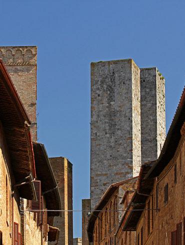 San Gimignano, Toskania, fotowyprawa