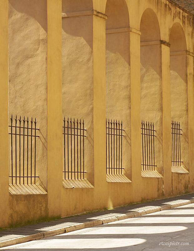 Akwedukt w Pitigliano