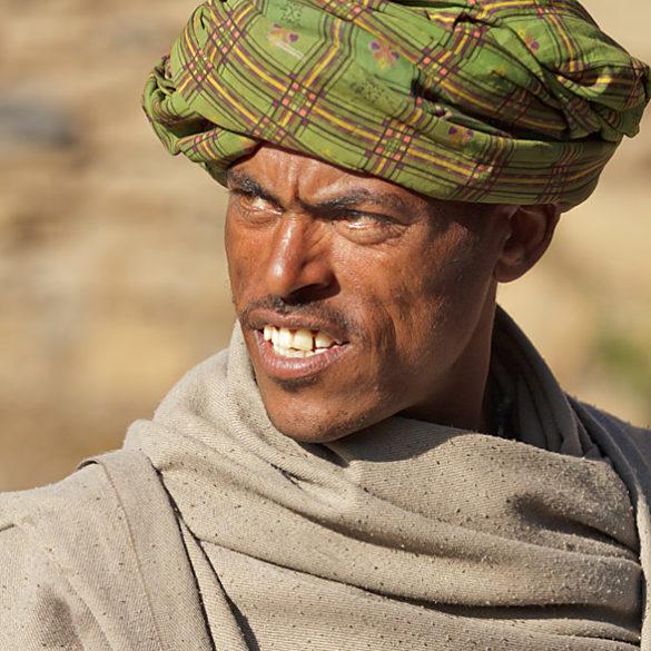 Wypatrując klienta. Etiopia