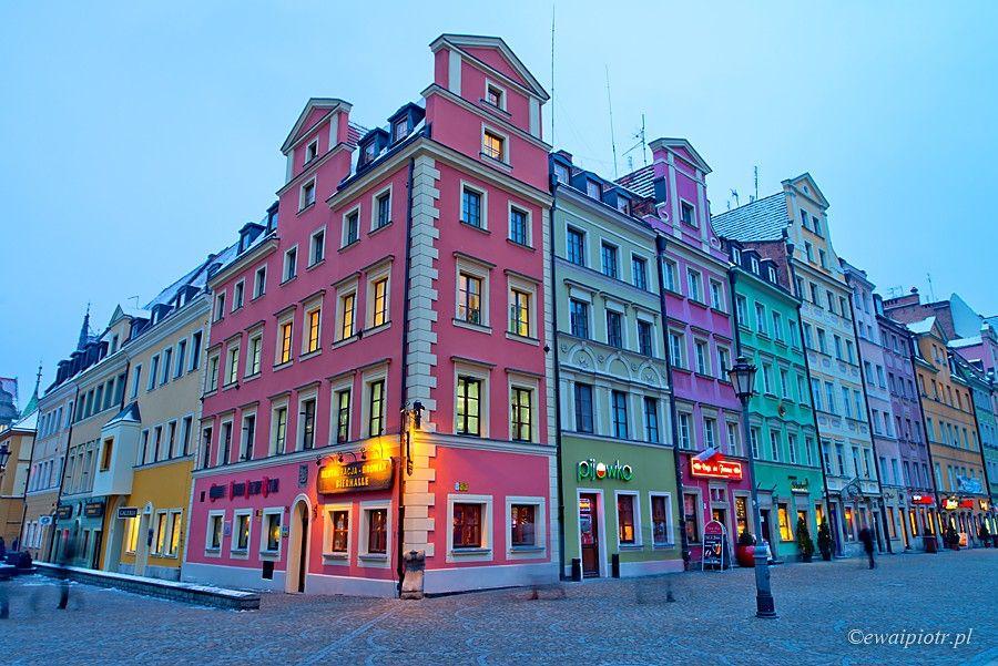 Wrocław bez obiektywu Tilt-Shift