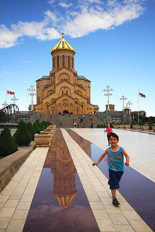 Tbilisi, Gruzja, katedra
