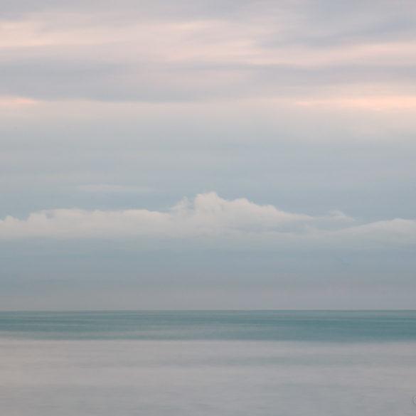 Morze Czarne o świcie