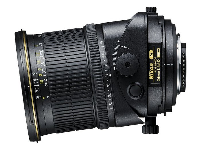 Nikkor PC-E 24 mm