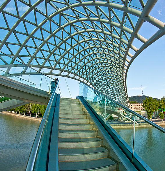 Tbilisi, Most Pokoju