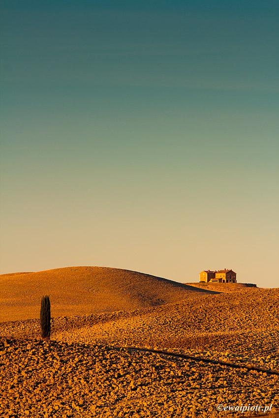 Toskania jesienią