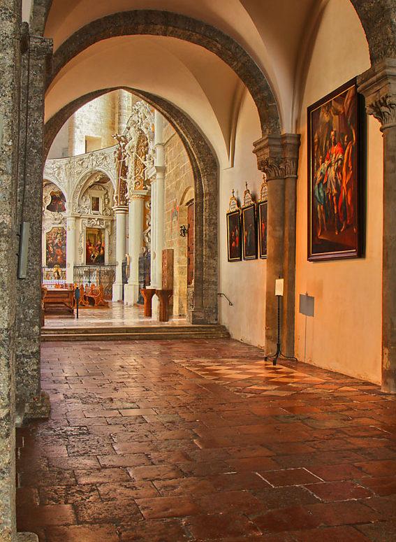 Kościół Franciszkanów w Salzburgu, Austria