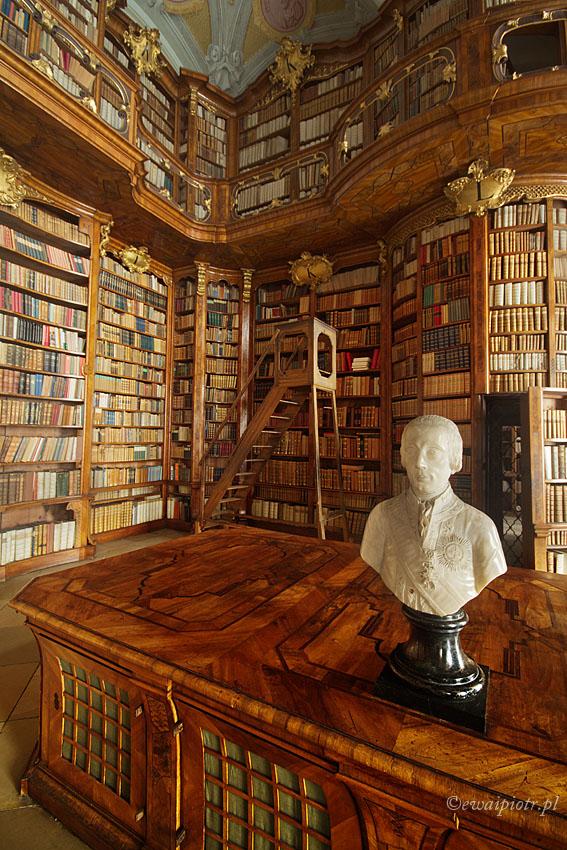 biblioteka w Markt Sankt Florian