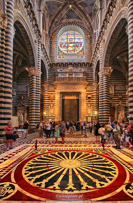 Siena, Toskania