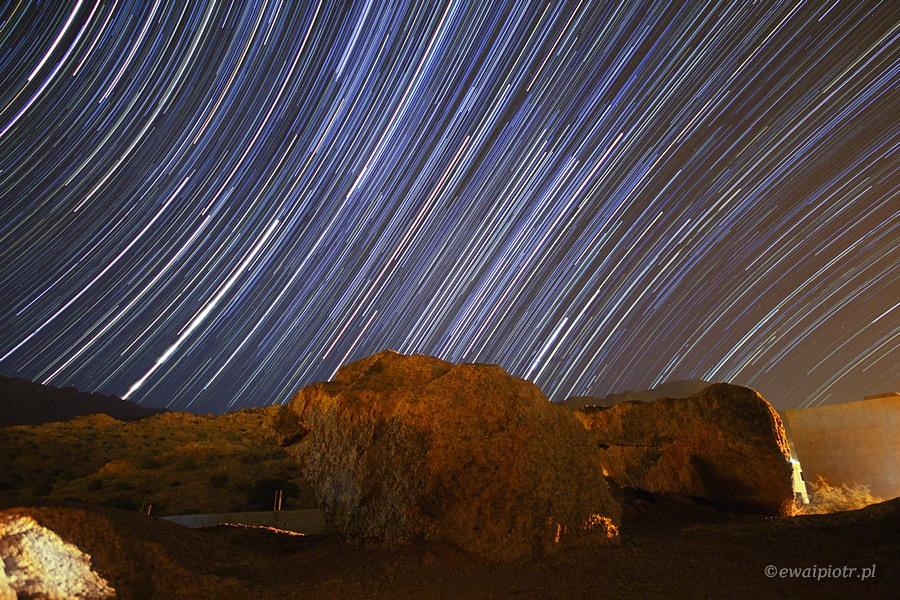 Gwiazdy nad Tafraoute, Maroko