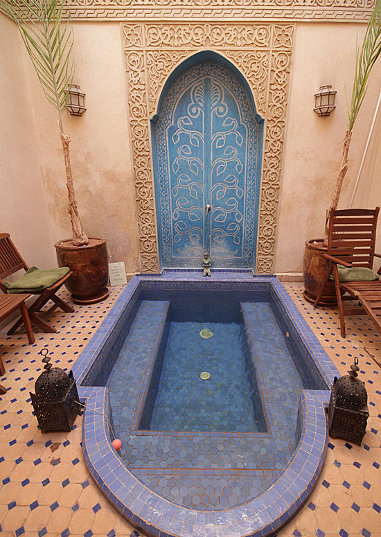 Riad Jonan, Marrakesz