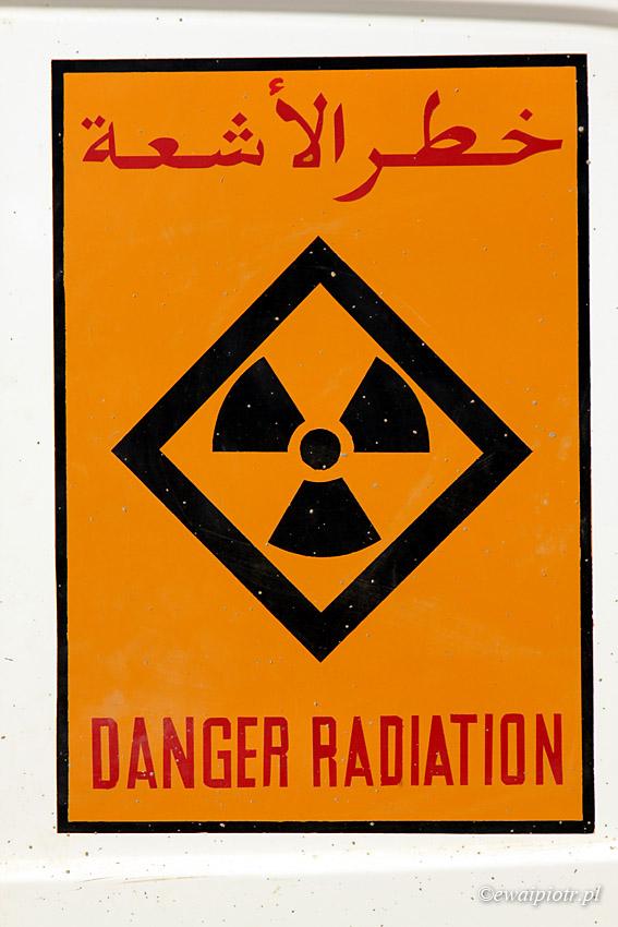 Radioaktywne Maroko