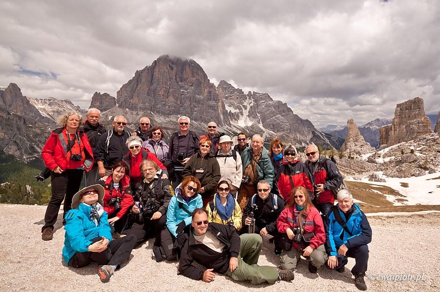 Fotowyprawowicze i Dolomity