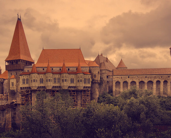 Hunedoara, Rumunia