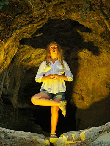 Światło w jaskini, Kreta