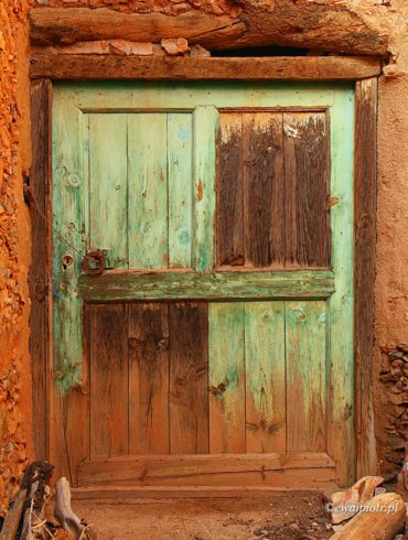 Maroko, drzwi