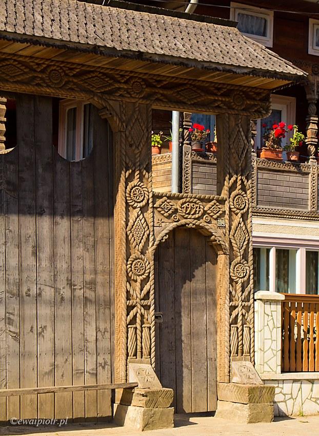brama, Maramuresz, Rumunia