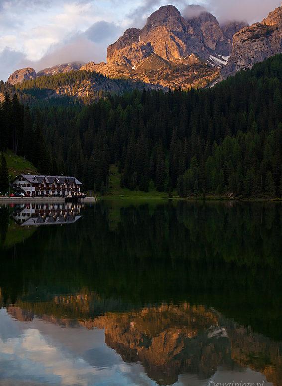 Jezioro Misurina, Włochy
