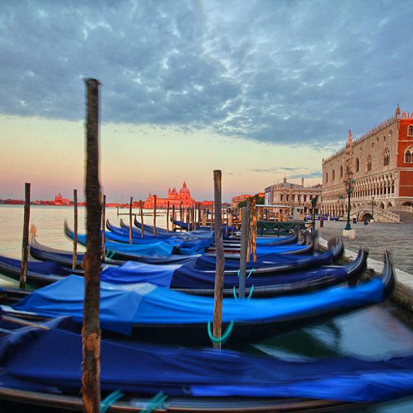 Wenecja, fotowyprawa o świcie