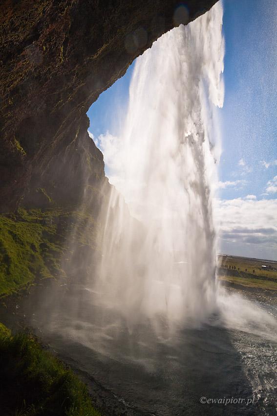 wodospad Seljandfoss, Islandia