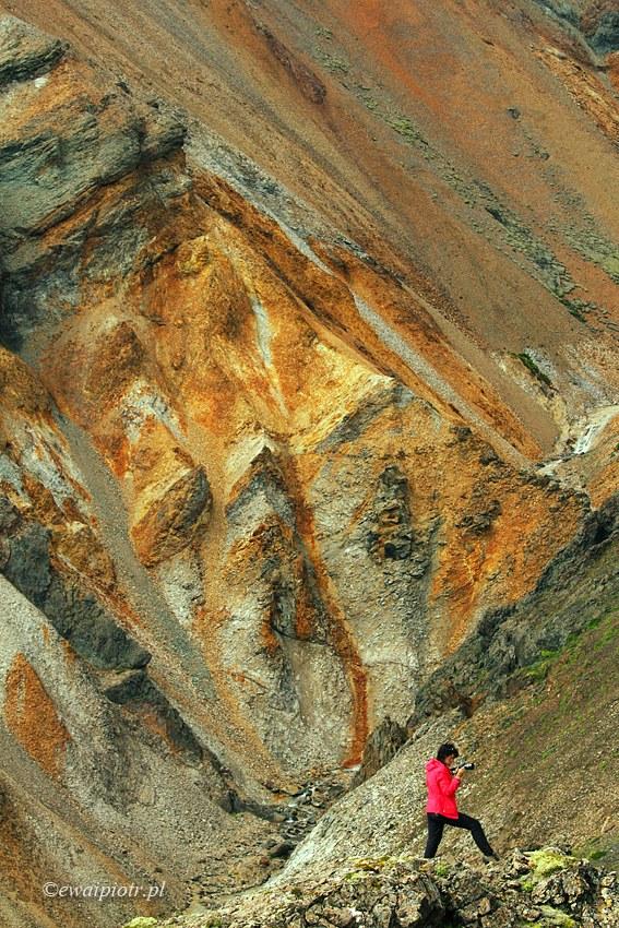 Wąwóz Hvannagil, Islandia