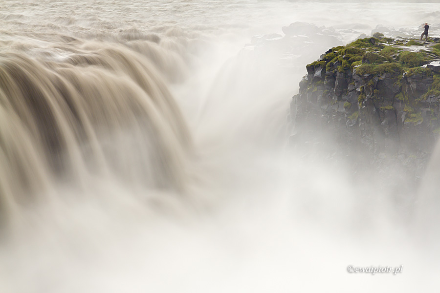 Dettifoss, fotowyprawa na Islandię