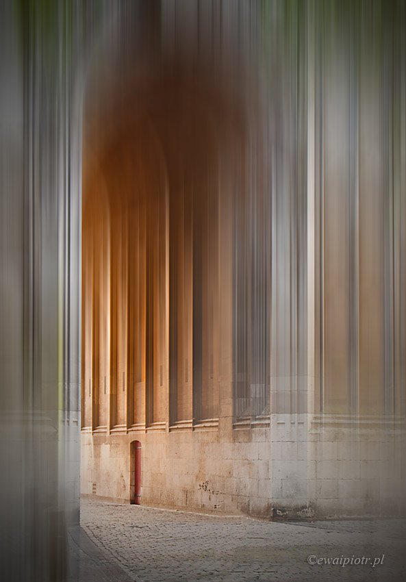 Wieża dzwonnicy w Utrechcie