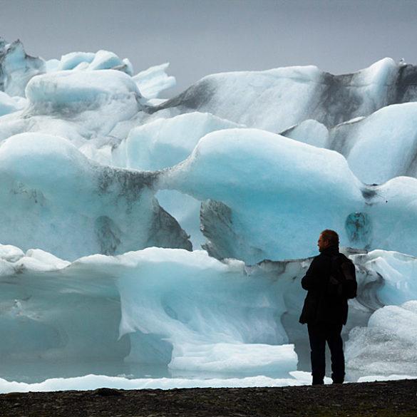Jokulsarlon, fotowyprawa na Islandię