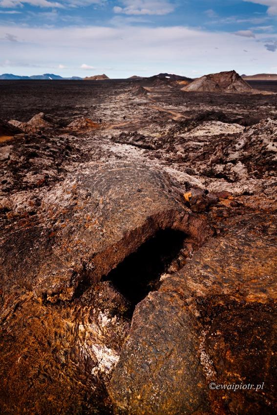 Pole wulkaniczne Krafla