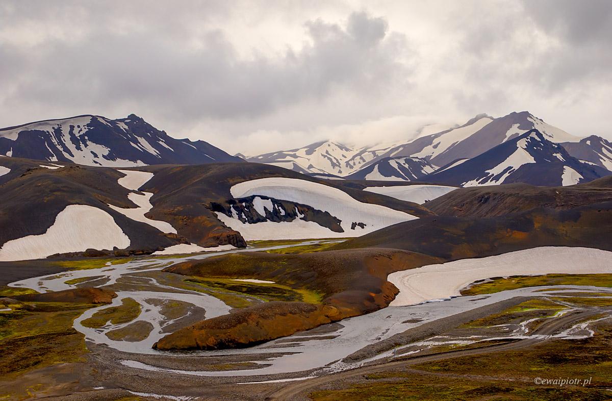 Gdy topnieją islandzkie śniegi