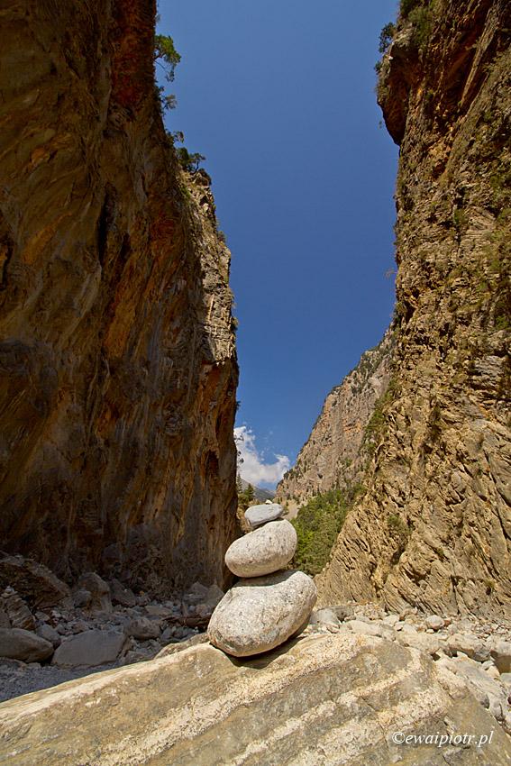Samaria, Kreta