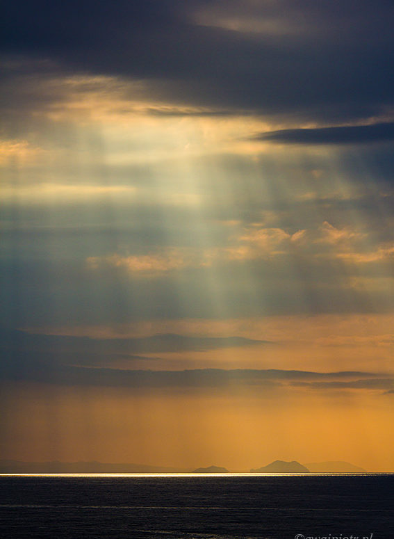 Słońce nad Gavdos, Kreta