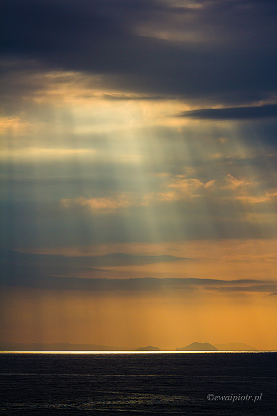 Słońce nad Gavdos