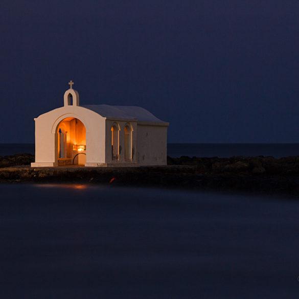 Kapliczka przy Giorgiopoulis