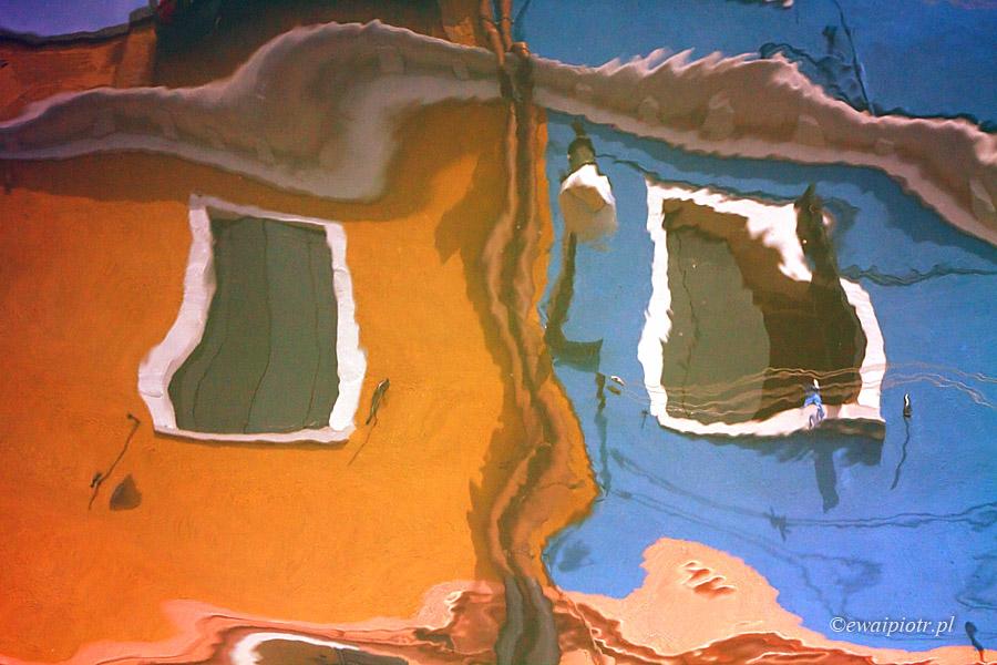W zaułkach Burano