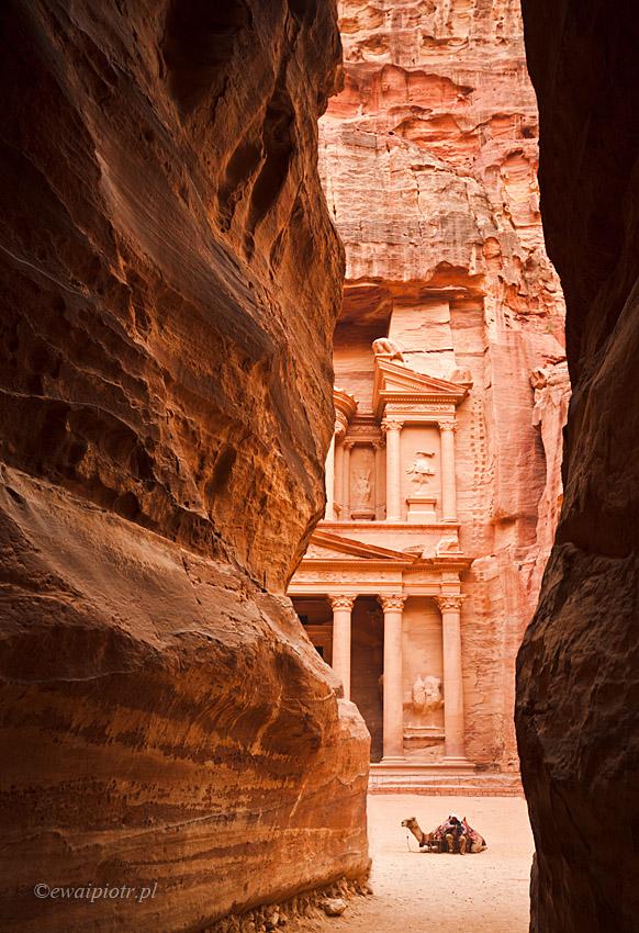 Skarbiec Petry, fotowyprawa do Jordanii