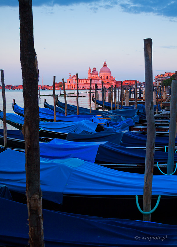 Wenecja o świcie
