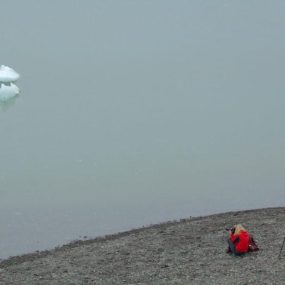 Lodowy smok i mag: Islandia
