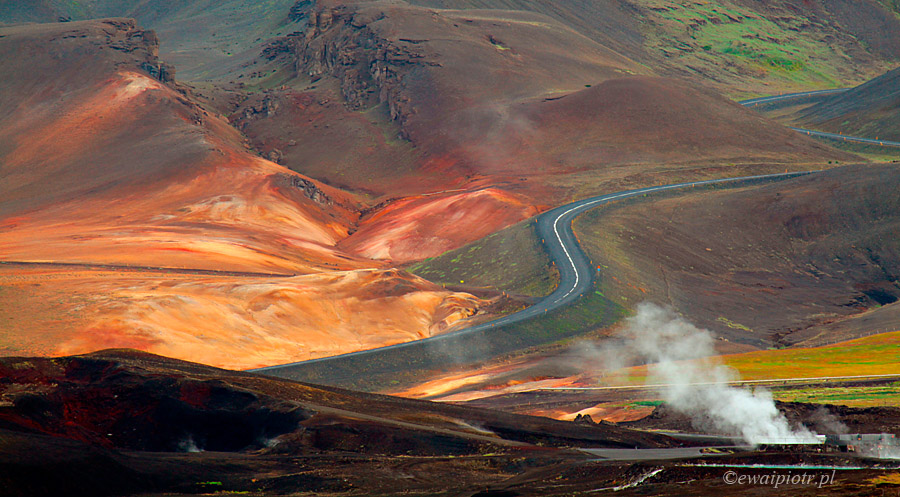 Drogi i bezdroża Islandii