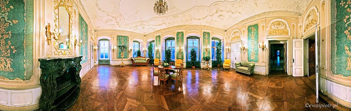 Książ, Zielony Salon