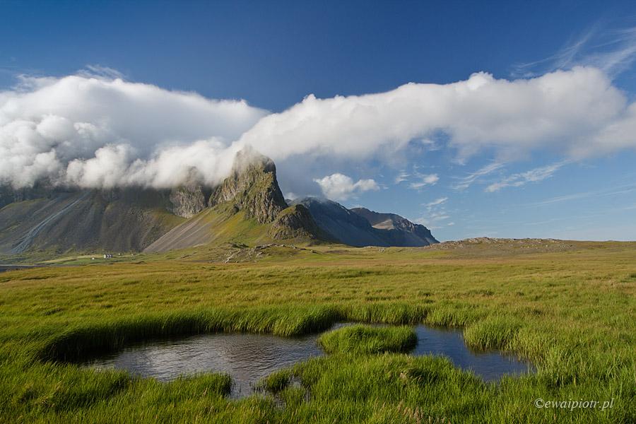 Islandia i woda