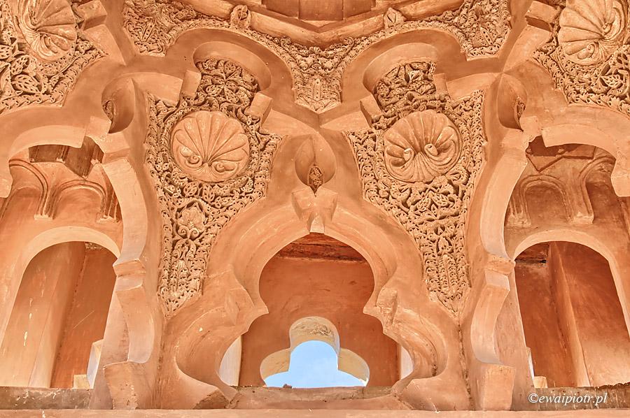 Koronki Marrakeszu