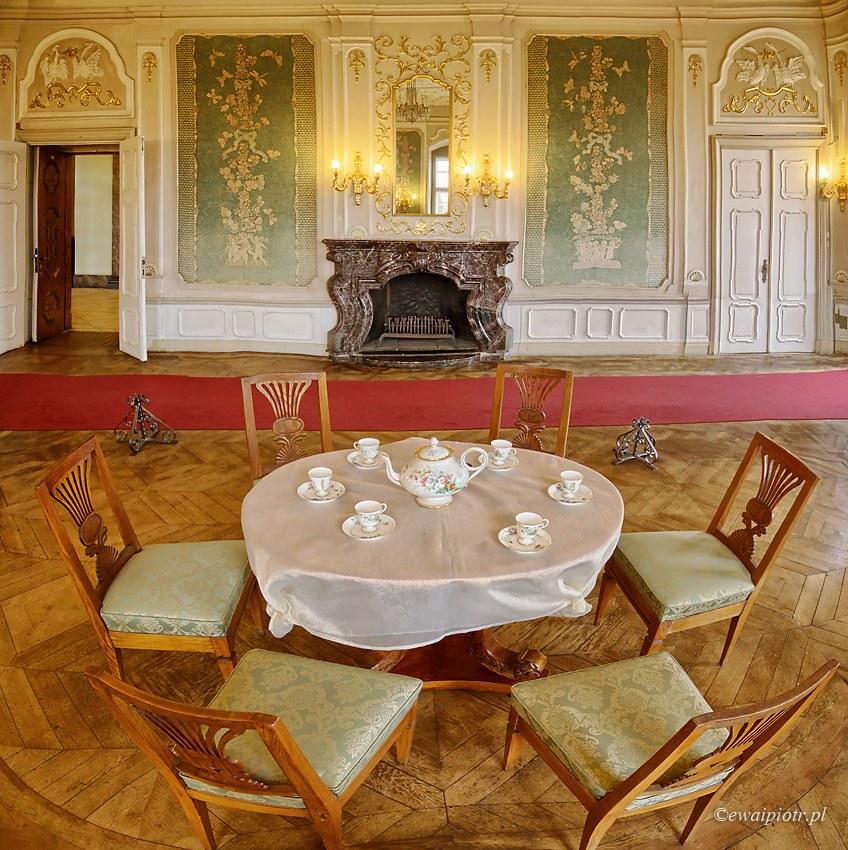 Salony Książa: Zielony