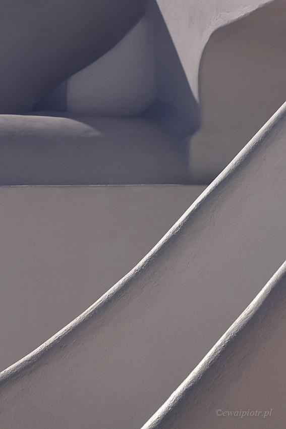 Santorini, detal