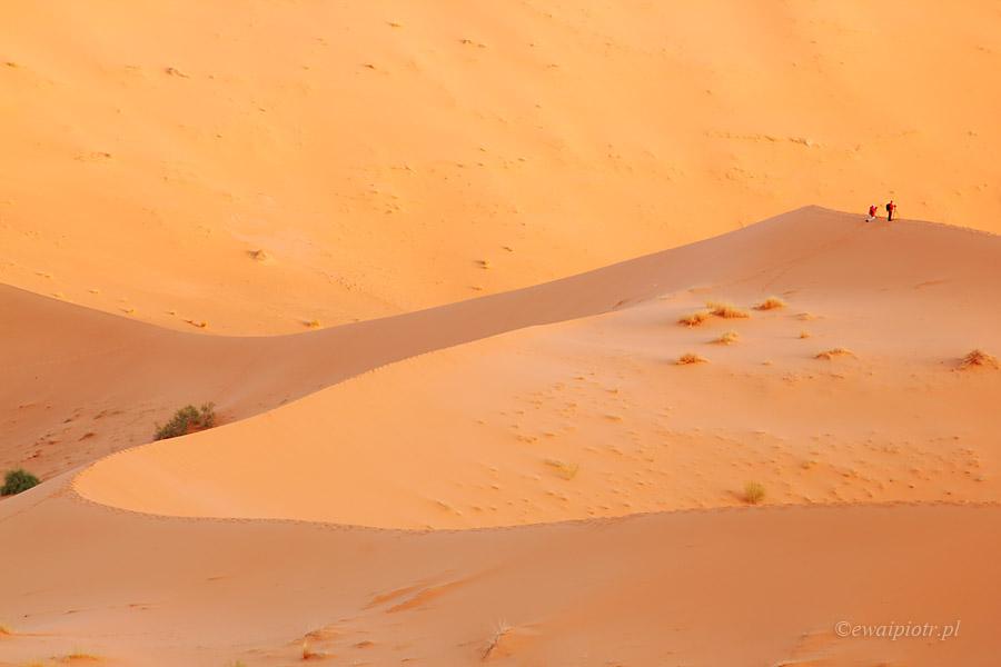 Świt w Maroku