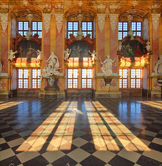 Lubiąż, Sala Książęca