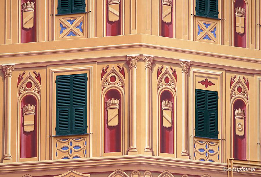 Dekoracje Portofino